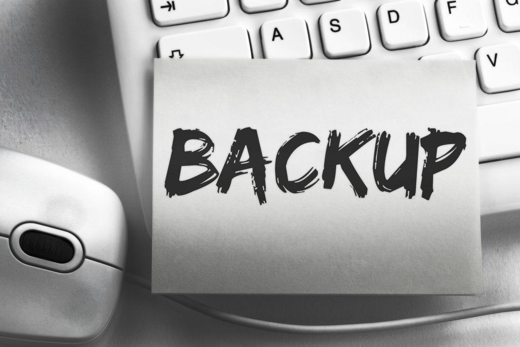 Backupløsning / backup as a service hos Comit